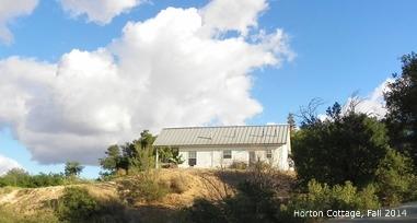 Horton Cottage, Fall 2014